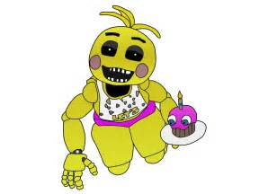 Toy chica colorida by kratoscheky on deviantart