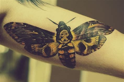 monsters ink tattoo 179 invermay moth images designs