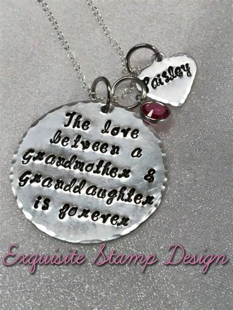 gifts for granddaughters grandmother granddaughter gift is forever