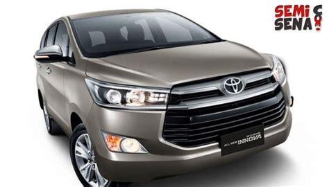 Rak Atas Mobil Kijang Innova all new kijang innova muncul dengan desain elegan semisena