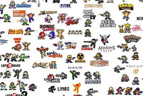 Personnages De Jeux by 100 Personnages De Jeux Vid 233 O Quot Megaman Is 233 S Quot 192 D 233 Couvrir