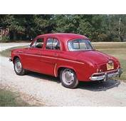 Renault Dauphine Of The Sixties  HowStuffWorks