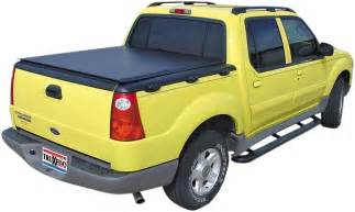Tonneau Cover For Sport Trac Tonneau Covers For 2005 Ford Explorer Sport Trac Truxedo