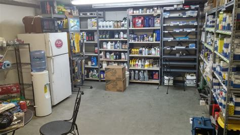 shop by room a full stocked and organized parts room organization is