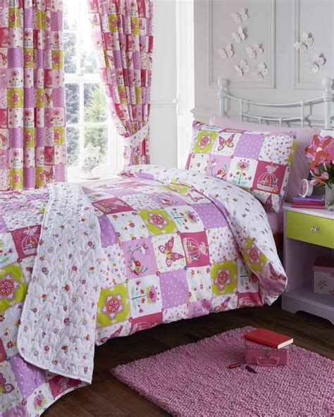 bed linen sets with matching curtains childrens quilt duvet cover pillowcase bedding sets or matching curtains ebay