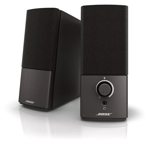 Speaker Bose Companion 2 bose companion 2 series iii multimedia speaker system frontrowelectronics