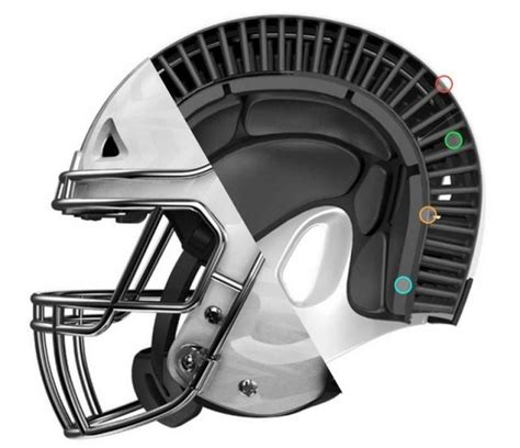 vicis zero1 american football helmets could revolutionize wordlesstech vicis zero1 football helmet