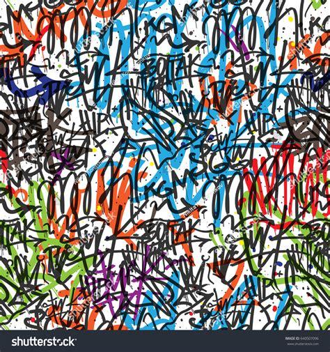 graffiti tag wallpaper maker 1mobile com vector tags seamless pattern graffiti background stock