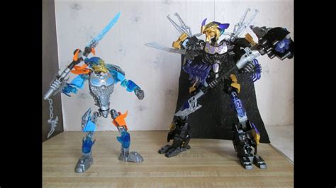 Makuta Maxy 2 bionicle 2 makuta moc slideshow