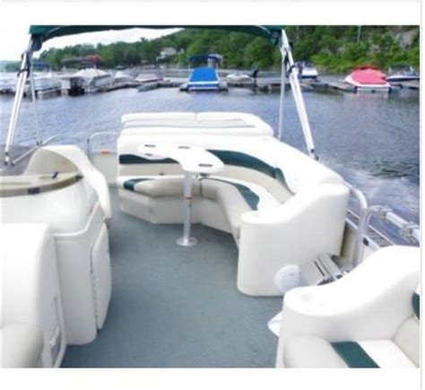 bennington pontoon boats for sale nj 2003 20 foot bennington pontoon other for sale in erial nj