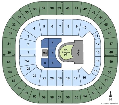 rod laver arena floor plan rod laver arena tickets in melbourne victoria rod laver arena seating charts events and schedule