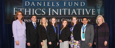 Cu Denver Mba by Business School Students Take Third In Ethics Competition