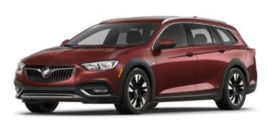 2018 buick regal tourx exterior color options