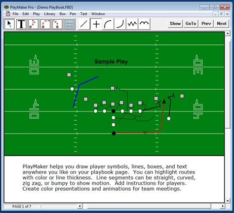 playmaker pro for windows macintosh ipad and iphone