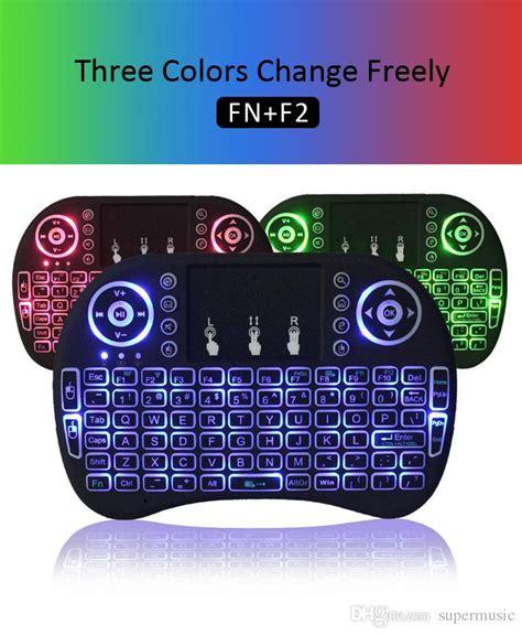 Rii I8 2 4g Mini Wireless Keyboard wireless backlight keyboard rii mini i8 2 4g air mouse
