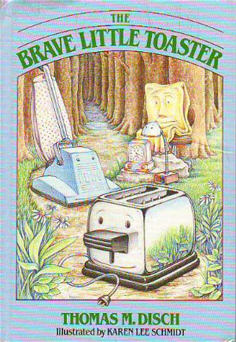 The Brave Toaster L the brave toaster by m disch reviews discussion bookclubs lists