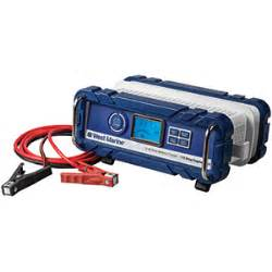 west marine battery chargers west marine automatic portable battery charger 40a with