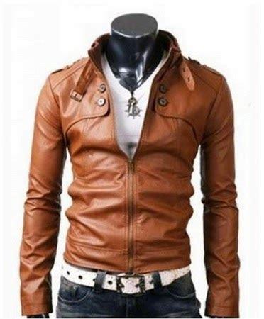 Jaket Edition Coklat Leather 14 harga jaket kulit asli di bogor modif jaket kulit asli
