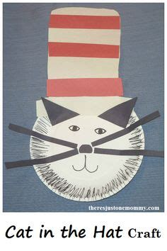 cat in the hat crafts for idea to make and the take pictures with