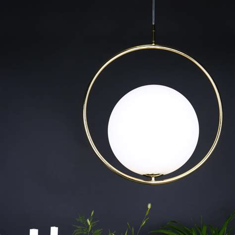 brass globe pendant light contemporary brass ring globe pendant light e2 contract