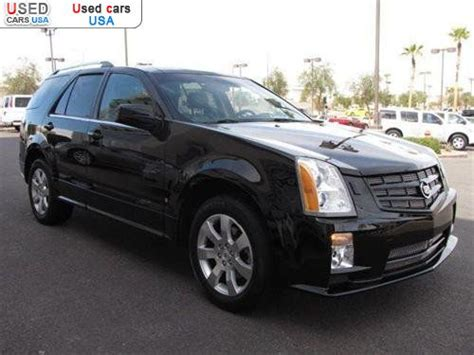Cadillac Srx 2008 For Sale by For Sale 2008 Passenger Car Cadillac Srx Performance Suv