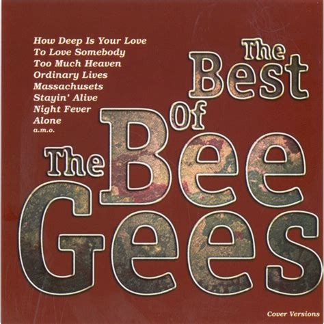best of the beegees the best of coverversion bee gees mp3 buy tracklist