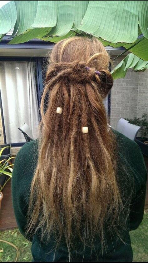 Partial Dreads | partial dreads dreads pinterest dreads what i