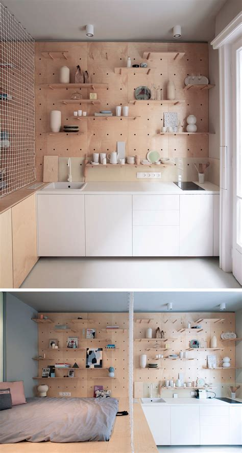 pegboard ideas kitchen 9 ideas for pegboard and dowels to create open