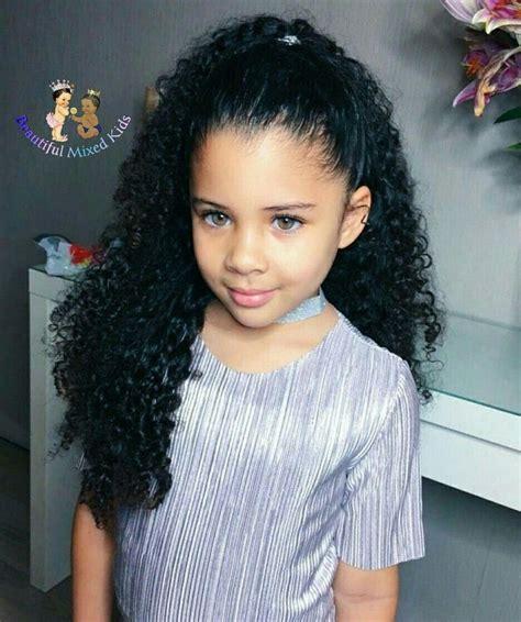 cutting biracial curly hair styles best 20 mixed kids hair ideas on pinterest mixed babies