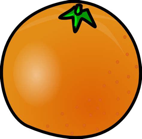Clipart Of Orange orange clip at clker vector clip