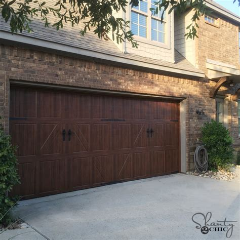Amarr Garage Door by New Garage Door For Shop Shanty 2 Chic