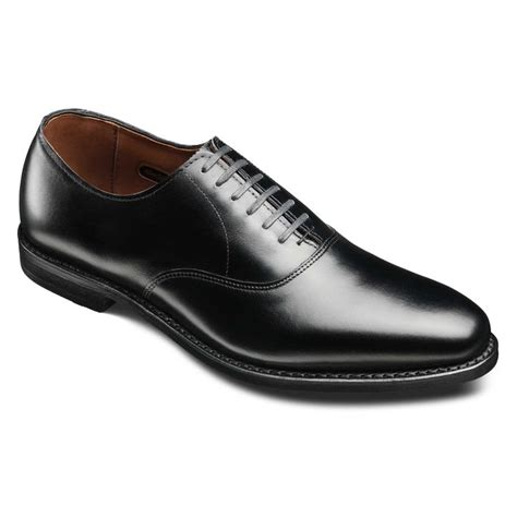 allen edmonds oxford shoes carlyle plain toe lace up oxford s dress shoes by
