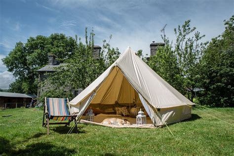 Garden Tents by 5m Bell Tent Canvas