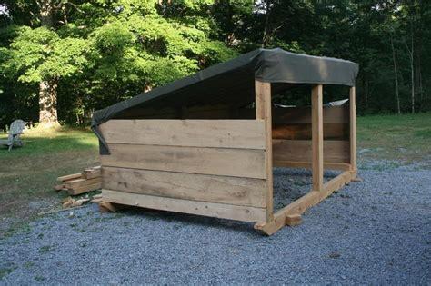 simple sheep shelter google search farm life