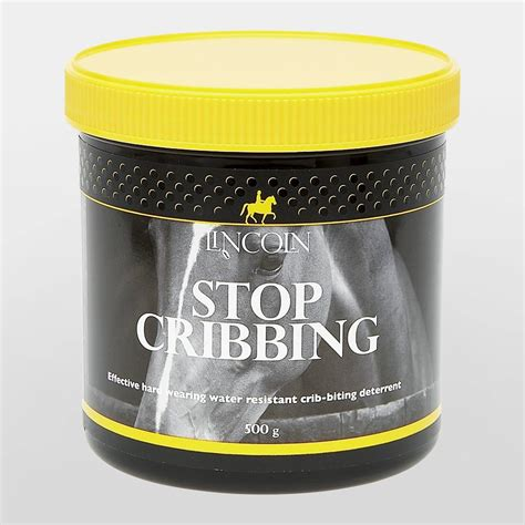 How To Stop Cribbing by Lincoln Stop Cribbing Paint