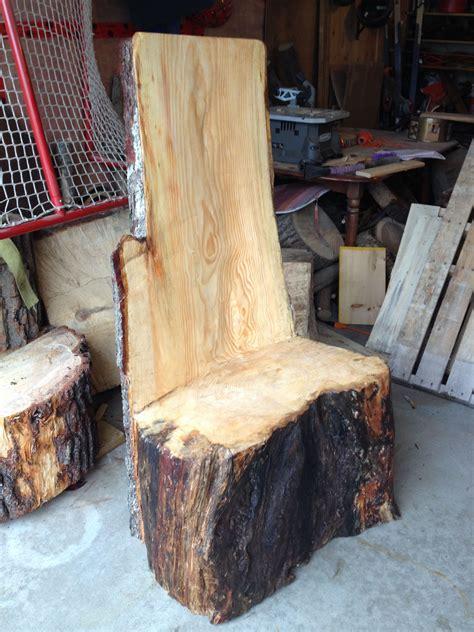stump chair log chair stump chair large log chair log furniture