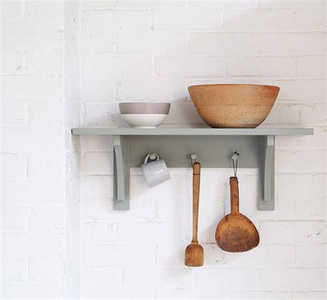 Handmade Wooden Shelves - handmade wooden peg shelf by devol home accessories
