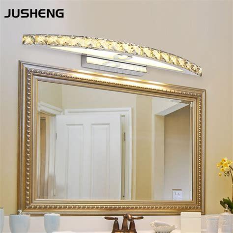 crystal lights for bathroom online get cheap crystal bathroom lighting aliexpress com alibaba group