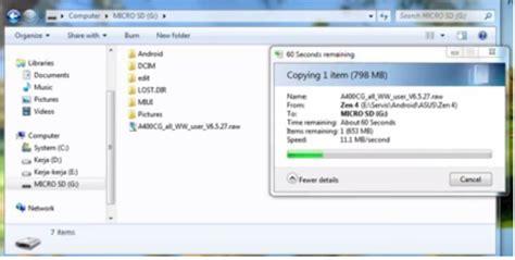 tutorial flash asus zenfone 4 sukses 100 cara ampuh flashing asus zenfone 4 terbaru