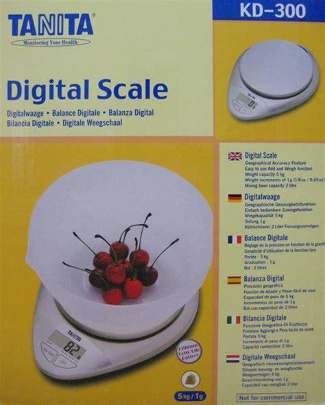 Jual Timbangan Badan Digital Tanita tanita digital scale kd 300 timbangan digital scale murah