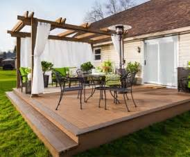 backyard wood patio 25 best ideas about wood patio on pinterest patio deck
