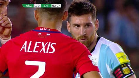alexis sanchez movie alexis sanchez vs argentina away 16 17 hd 720p 23 03