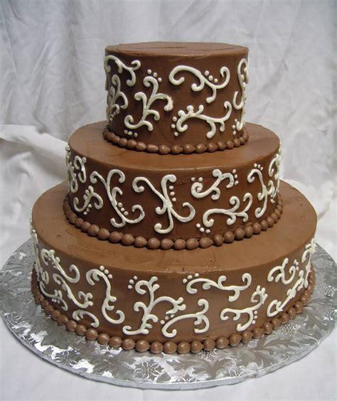Wedding Chocolate Cakes by Chocolate Wedding Cupcakes Recipe Dishmaps