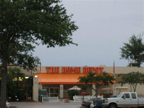 clearwater florida home depot goes green