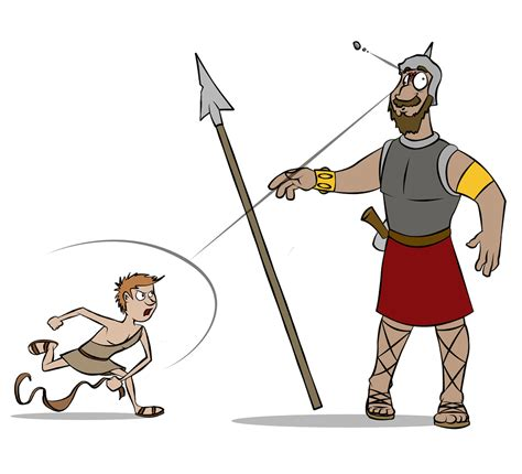 images of david and goliath events are neither advantageous nor disadvantageous the