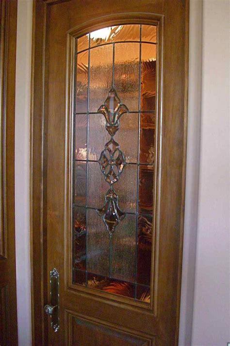 sans soucie art glass studios  pantry door glass