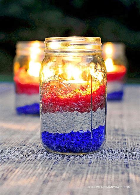 fourth of july centerpieces 4th of july centerpieces and summer ideas