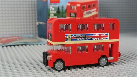 Lego Creator 40220 lego 40220 detailed review creator decker