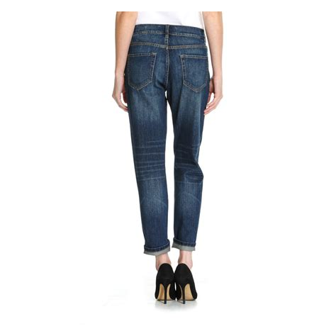 Fresh Denim by Joe Fresh Slouchy Boyfriend Jean In Blue Lyst