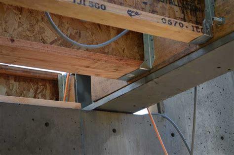 west van steel beams home building  vancouver